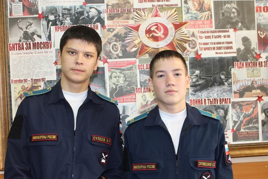 Сулеев И  Эпишко Е